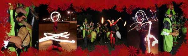 fuego y candombe