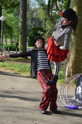 animaciones circo uruguay