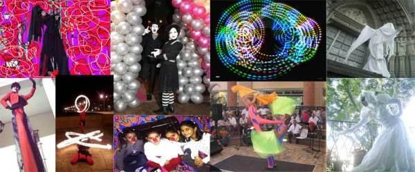 artistas para eventos fiestas