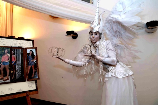 Elfa blanca uruguay fiesta